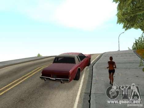 ENBSeries by Sashka911 para GTA San Andreas tercera pantalla