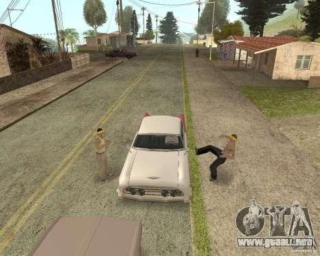 More Hostile Gangs 1.0 para GTA San Andreas novena de pantalla