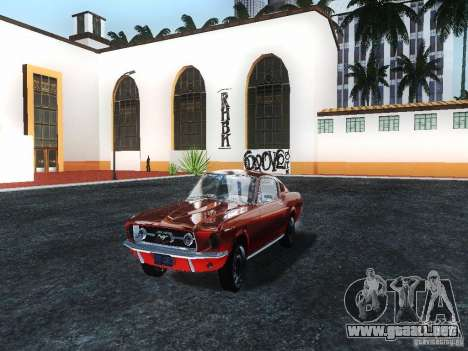 ENBSeries Beta para GTA San Andreas