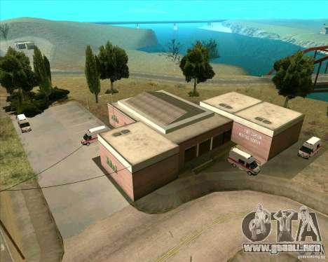 Los vehículos estacionados v2.0 para GTA San Andreas décimo de pantalla