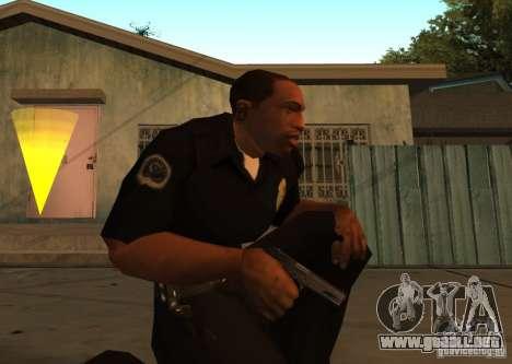 Pak armas nacionales actualizadas para GTA San Andreas segunda pantalla