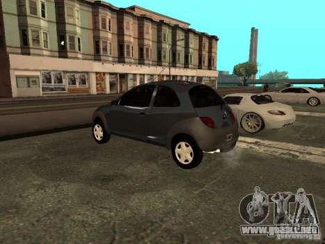 Ford Ka 1998 para GTA San Andreas left
