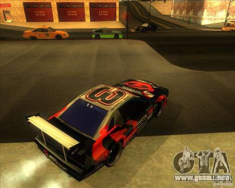 Buffalo D1 para la visión correcta GTA San Andreas