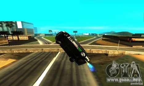 BMW E36 Drift para GTA San Andreas left