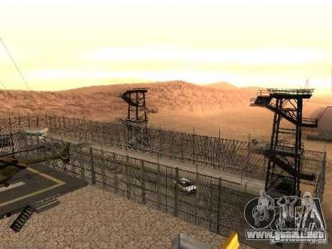 Prison Mod para GTA San Andreas twelth pantalla