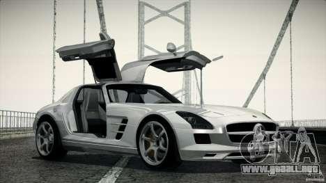 Direct B 2012 v1.1 para GTA San Andreas segunda pantalla