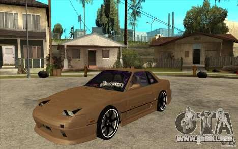 Nissan Silvia S13 Onevia Tuned para GTA San Andreas