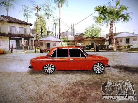 VAZ 2106 Fanta para GTA San Andreas left