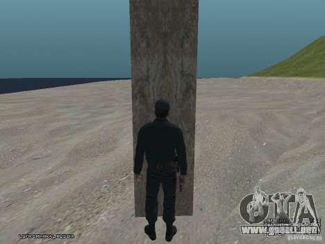 Sargento PPP para GTA San Andreas sexta pantalla