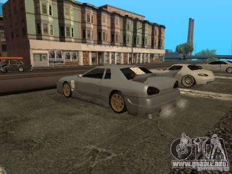Elegy estándar para la visión correcta GTA San Andreas