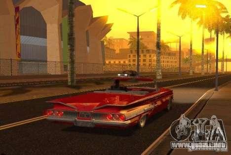 ENBSeries v1.6 para GTA San Andreas
