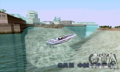 ENB Series v1.4 Realistic for sa-mp para GTA San Andreas tercera pantalla