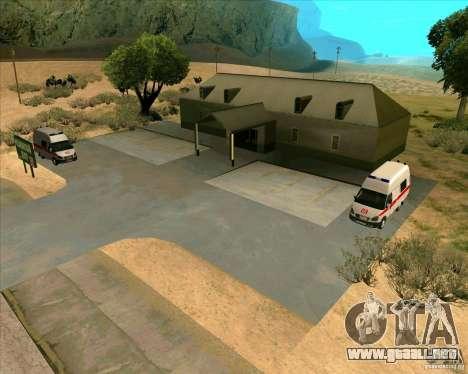 Los vehículos estacionados v2.0 para GTA San Andreas novena de pantalla