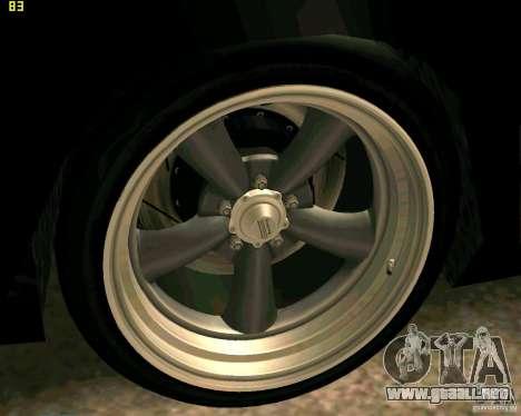 Hotring Racer Tuned para las ruedas de GTA San Andreas