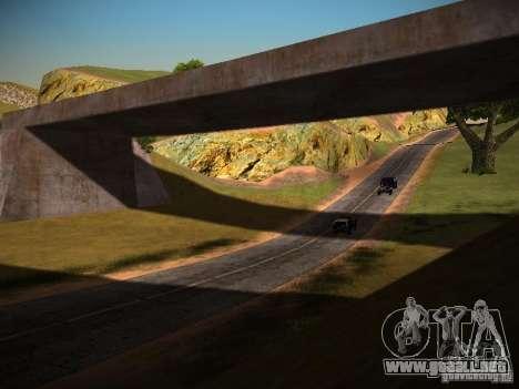 ENBSeries V4 para GTA San Andreas sexta pantalla