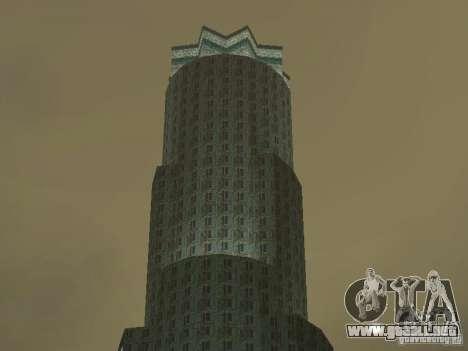 Nuevos rascacielos de texturas LS para GTA San Andreas sexta pantalla