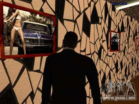 HD Autoschool  v1.0 para GTA San Andreas sexta pantalla