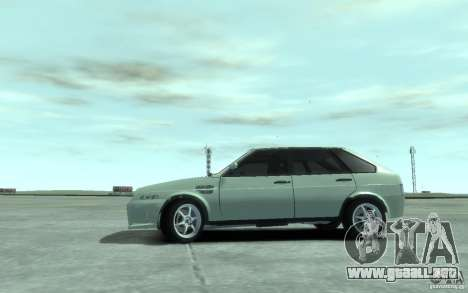 VAZ-2109i Sport para GTA 4 visión correcta
