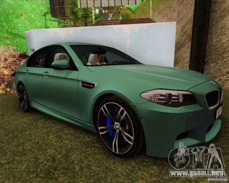 Improved Vehicle Lights Mod v2.0 para GTA San Andreas sucesivamente de pantalla