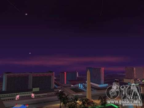 Configuración de Timecyc v 2.0 para GTA San Andreas octavo de pantalla