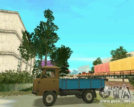 3303 UAZ para GTA San Andreas left