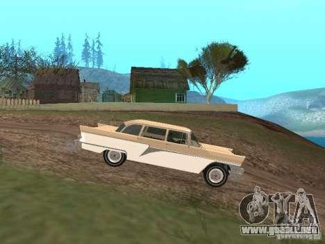 GAS 13 para GTA San Andreas left