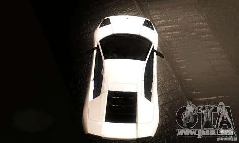 Lamborghini Murcielago para la visión correcta GTA San Andreas