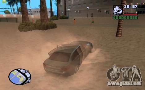 ENBSeries by VadimSpiridonov para GTA San Andreas séptima pantalla