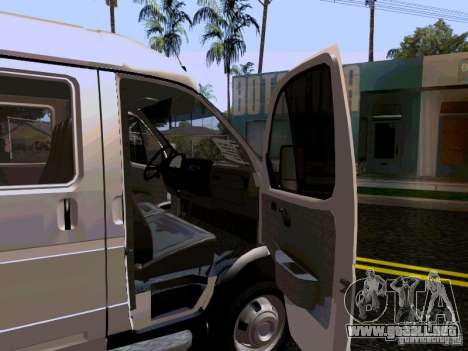 Gacela 32213 1994 para vista inferior GTA San Andreas