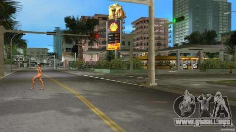 Shell Station para GTA Vice City segunda pantalla