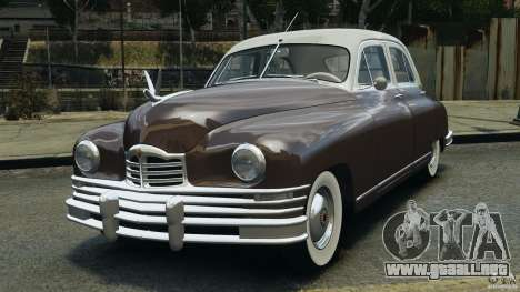 Packard Eight 1948 para GTA 4 left