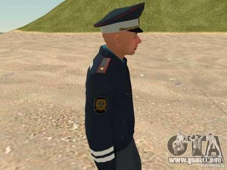 Mayor DPS para GTA San Andreas sexta pantalla