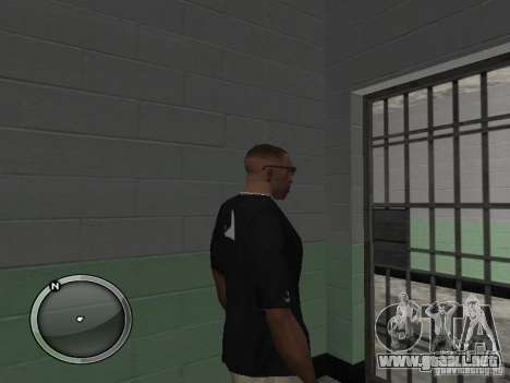 La detención del violador-3 para GTA San Andreas segunda pantalla