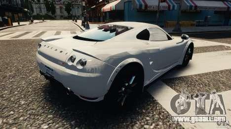 Ascari KZ1 v1.0 para GTA 4 left