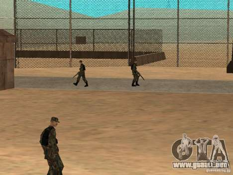 Animada zona 69 para GTA San Andreas sexta pantalla