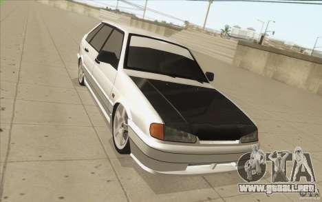 Vaz-2114 para GTA San Andreas