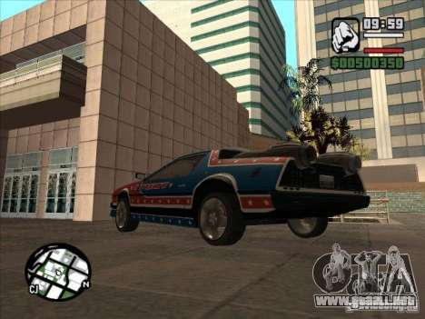 Coches de Flatout 2 para GTA San Andreas left