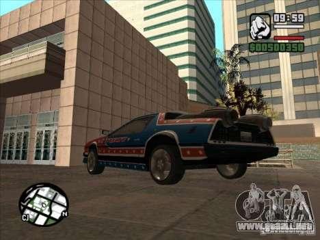 Coches de Flatout 2 para GTA San Andreas left