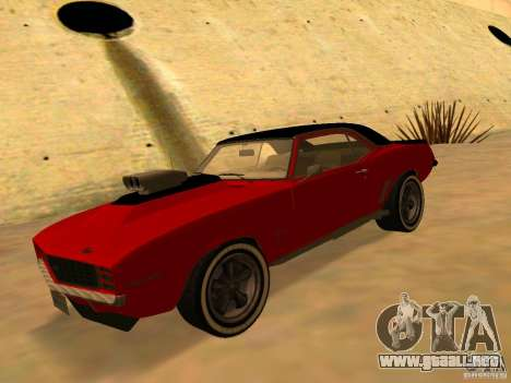 Chevrolet Camaro SS Custom para GTA San Andreas