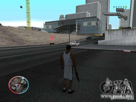 SUPER BIKE MOD para GTA San Andreas tercera pantalla