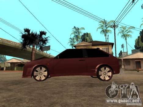 VAZ 2108 Tuning para GTA San Andreas left