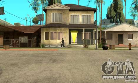 GTA SA Enterable Buildings Mod para GTA San Andreas décimo de pantalla