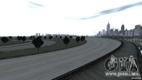 Dakota Track para GTA 4 segundos de pantalla