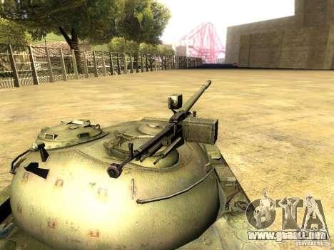 Type 59 V2 para la visión correcta GTA San Andreas