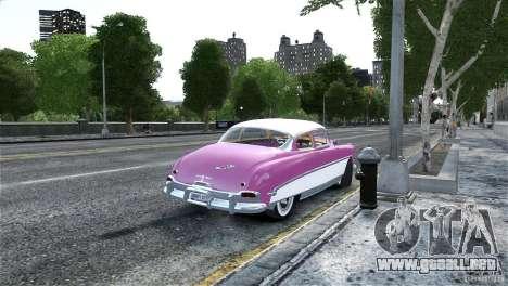 Hudson Hornet Coupe 1952 para GTA 4 visión correcta