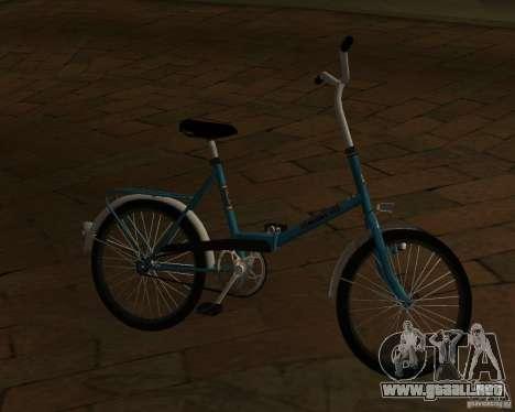 Romet Wigry 3 para la visión correcta GTA San Andreas