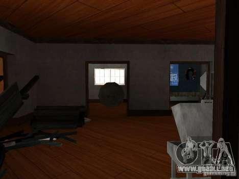 GTA Museum para GTA San Andreas novena de pantalla