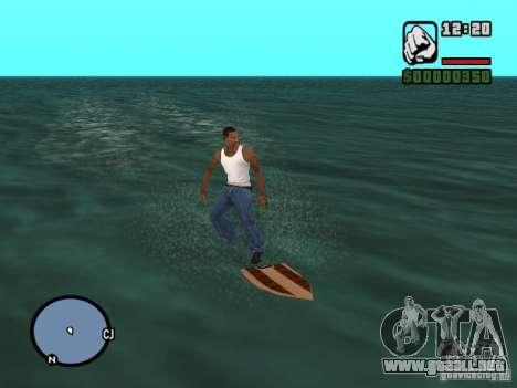 Cerf para GTA San Andreas segunda pantalla