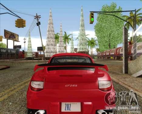 Improved Vehicle Lights Mod v2.0 para GTA San Andreas décimo de pantalla