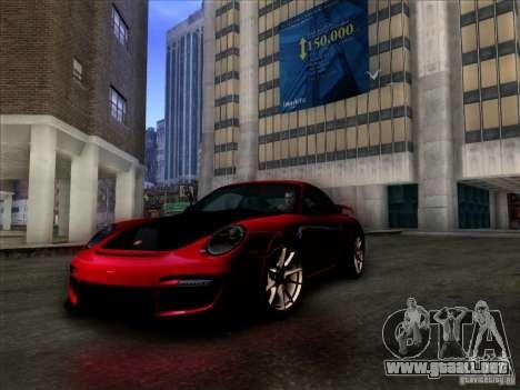 Realistic Graphics HD 2.0 para GTA San Andreas novena de pantalla